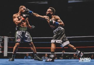 Andre Keys - Andre Keys and Manuel Monteiro will face off in a 10-round welterweight main event at Battle at the Boat 124 Saturday at the Emerald Queen Casino in Tacoma, Wash.