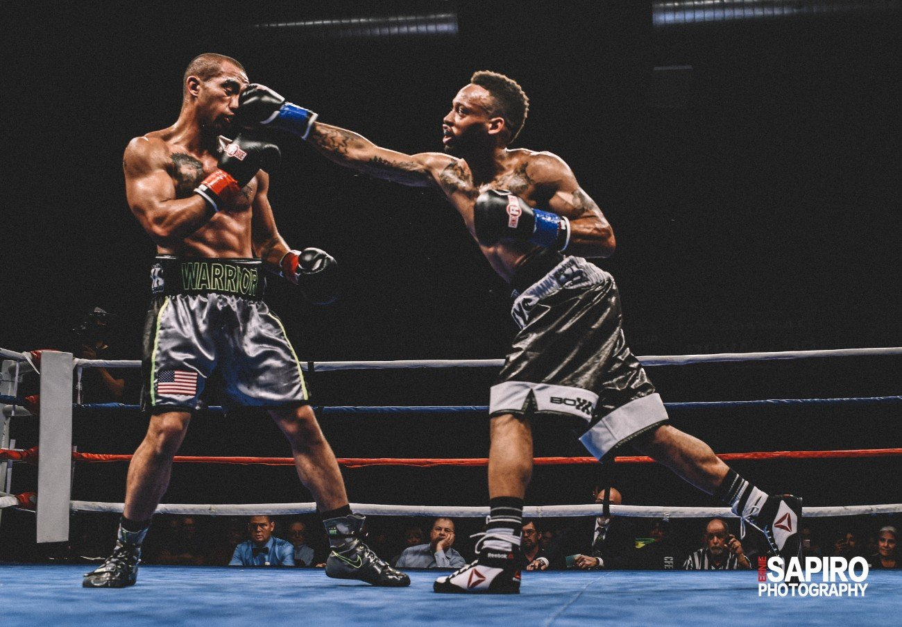 Andre Keys and Manuel Monteiro will face off in a 10-round welterweight main event at Battle at the Boat 124 Saturday at the Emerald Queen Casino in Tacoma, Wash.