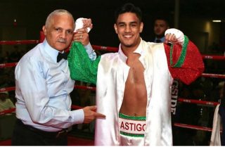 Richard Medina -  Prince Ranch Boxing's undefeated blue-chip prospects picked up big wins over the weekend as featherweight Richard Medina (5-0, 4 KO), and welterweight Hector Coronado (3-0, 2 KOs), both saw their hands raised on Saturday, November 16, 2019, at the San Antonio Event Center.