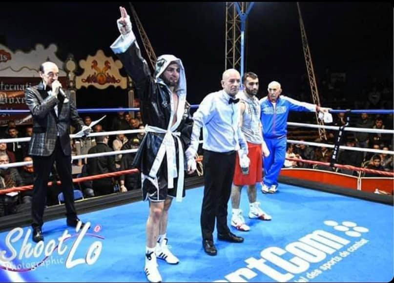 David Papot Richie Rivera Boxing Results Press Room