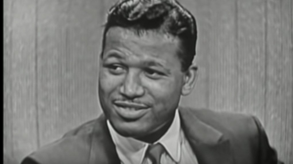 Bobo Olsen, Sugar Ray Robinson - Boxing History