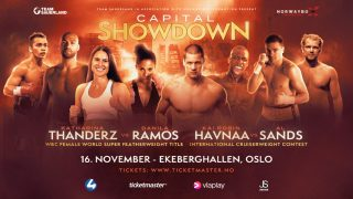"""Katharina Thanderz - RAMOS: """"THANDERZ WILL FEEL THE POWER OF MY FISTS"""""""