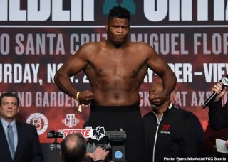 Luis Ortiz - It seems we will get two returning heavyweight names on November 7 on FOX. According to boxing writer Mike Coppinger, Luis Ortiz will face 31-year-old journeyman Scott Alexander on the November card that will be headlined by Andy Ruiz against Chris Arreola.