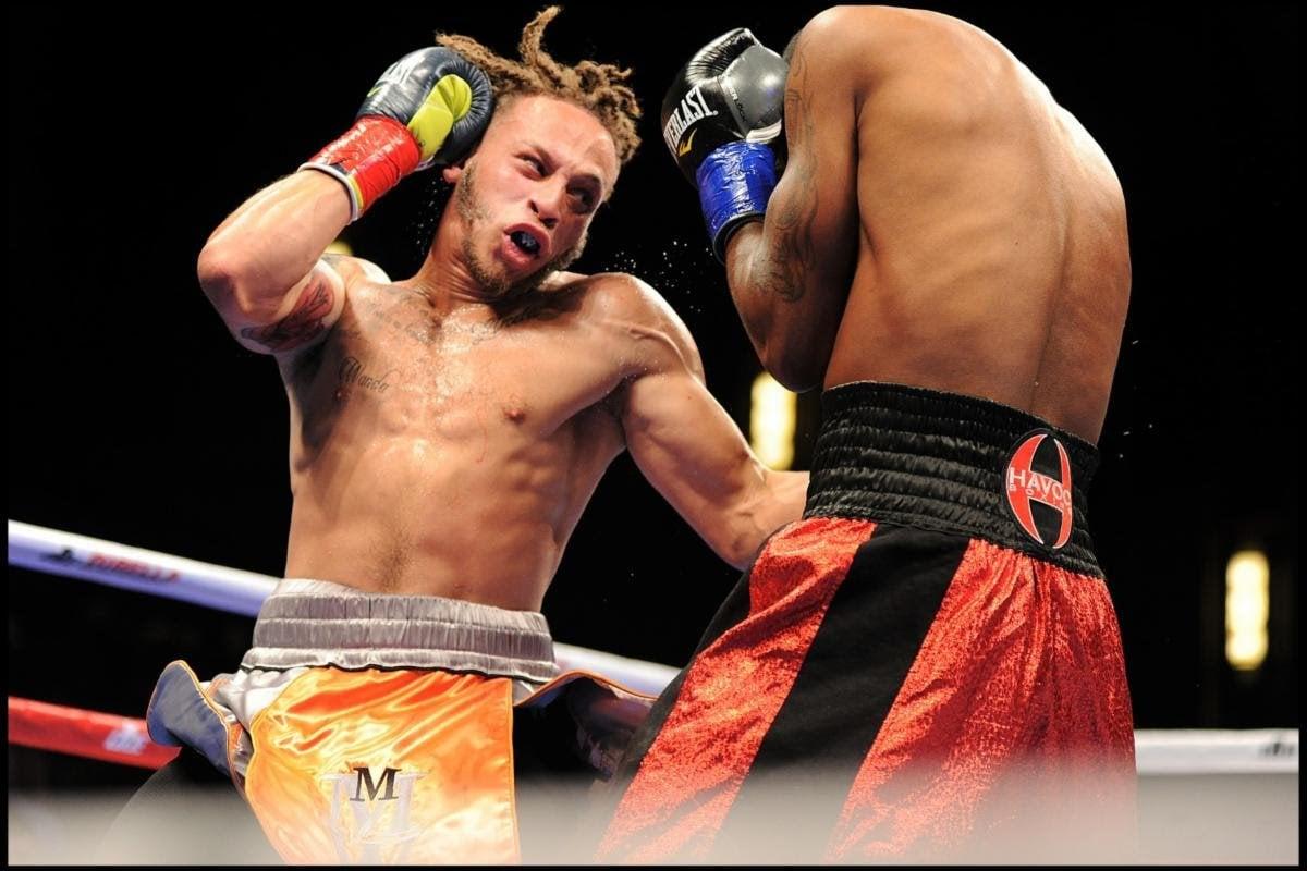 Mykquan Williams Tre'Sean Wiggins Boxing Results Press Room