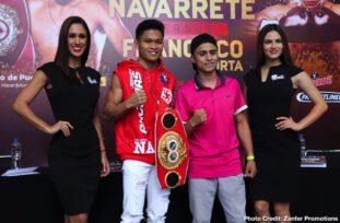 Emanuel Navarrete, Francisco Horta, Jerwin Ancajas, Miguel Gonzalez - https://www.youtube.com/watch?v=-NGnc-441m8