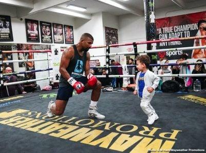 Badou Jack Gervonta Davis Jean Pascal Yuriorkis Gamboa Boxing News
