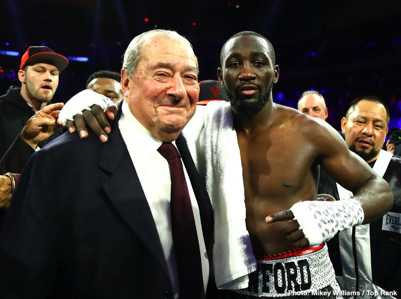 Patrick Teixeira, Terence Crawford - Fans want to see Terence Crawford, one of the best fighters out there today, fight the very best. To that end, they want to see him fight rival pound-for-pounder and rival welterweight belt-holder Errol Spence. It's one of the most talked-about, demanded fights in boxing right now. But what if it doesn't happen any time soon (or, heaven forbid, not at all)?