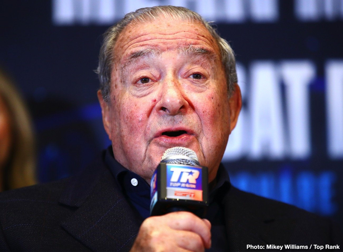 Bob Arum, Shawn Porter, Terence Crawford - Boxing News