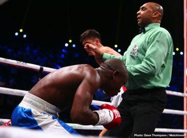 Alexander Povetkin Andy Ruiz Anthony Joshua Dillian Whyte Filip Hrgovic Michael Hunter Boxing News British Boxing Top Stories Boxing
