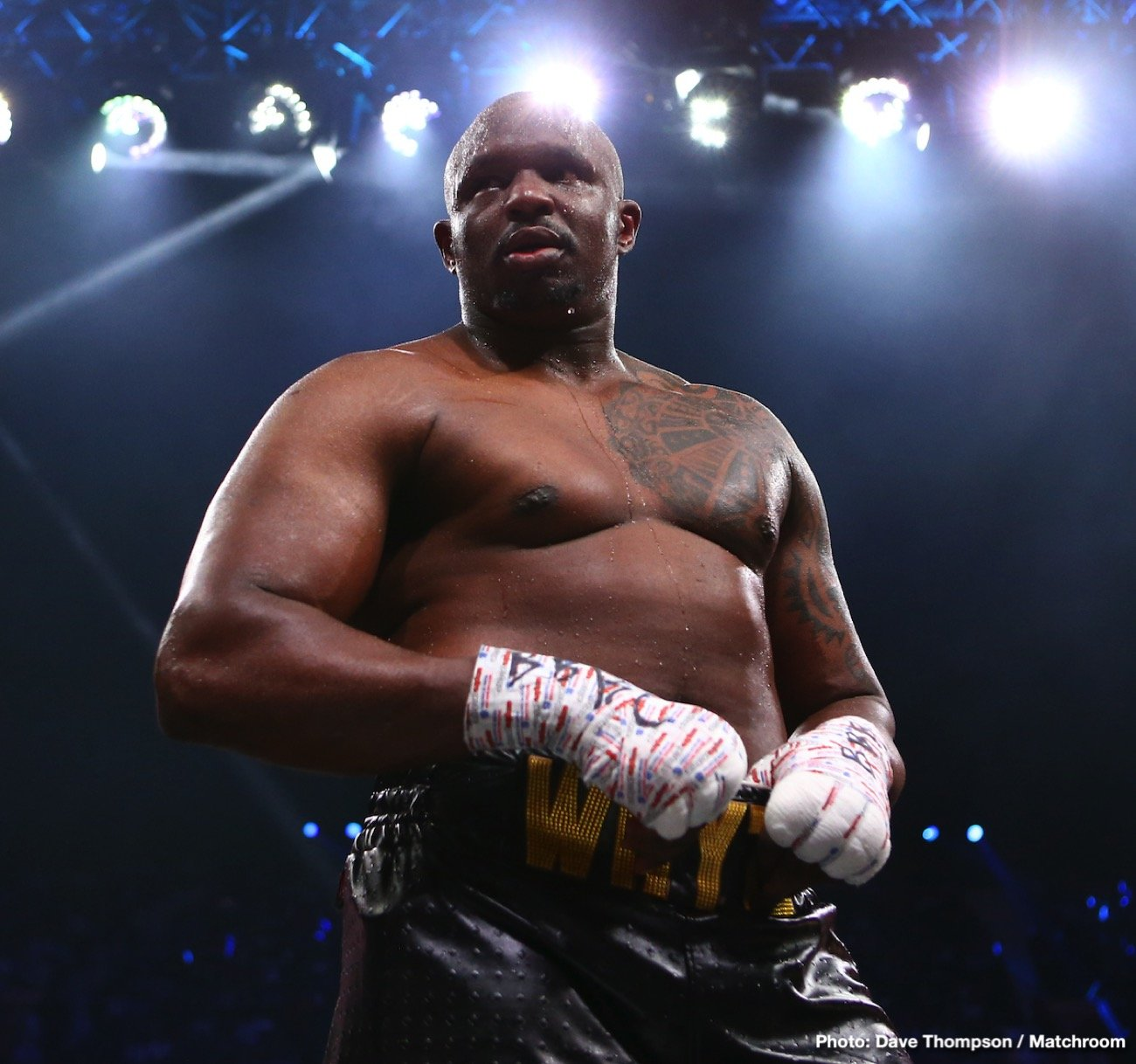 Dillian Whyte - The mandatory position, in its most basic form, is there to prevent challengers from being avoided by the champions. Like everything else in boxing though, nothing is basic. The governing bodies all have slightly different rules when it comes to mandatories, but the premise is this. The champion must defend his belt against a nominated mandatory challenger within a time frame (usually twelve months) of the challenger being designated the mandatory position. To become mandatory a fighter must fill one of the following requirements, firstly they could win a title eliminator. Secondly, they could maintain a high enough ranking for a sustained length of time, then the governing body could assign them as a mandatory challenger. Another way is to unify a weight division, then upon changing weight divisions a fighter can find themself automatically assigned as the mandatory challenger in his new division. There a probably more, but the basic rule is, if you're good enough and beat enough highly ranked fighters you will get your chance.