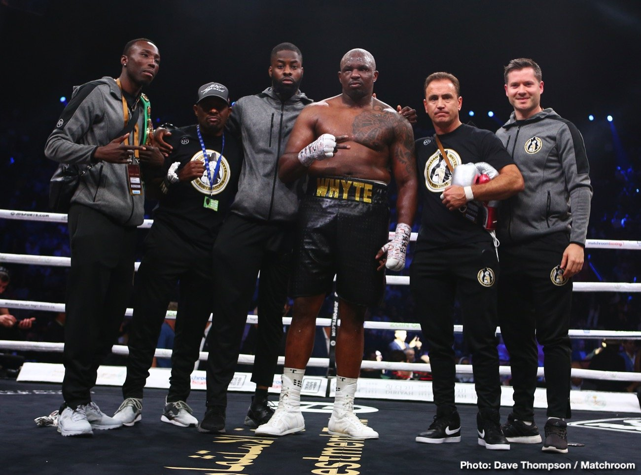 Heavyweight contenders Dillian 'The Body Snatcher' Whyte (27-1, 18 KOs) and Alexander Povetkin (35-2-1, 24 KOs) are still in negotiations for a fight in April or May on DAZN.