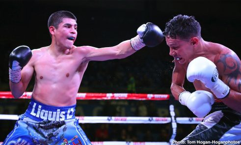 Diego De La Hoya Renson Robles Boxing News Boxing Results