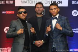 Danny Jacobs, Julio Cesar Chavez Jr. - Fight Season on DAZN closes out the year with a stacked card featuring Daniel 'Miracle Man' Jacobs making his super middleweight debut at 168 lbs. against Mexican star Julio Cesar Chavez Jr. on Friday, Dec. 20 at the Talking Stick Resort Arena.