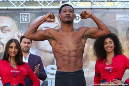 Danny Jacobs, Julio Cesar Chavez Jr. - Boxing News