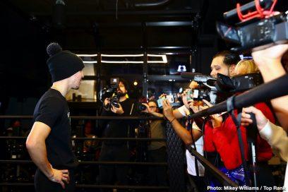 Egidijus Kavaliauskas Michael Conlan Richard Commey Teofimo Lopez Terence Crawford Vladimir Nikitin Boxing News Top Stories Boxing