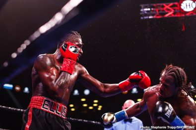 Chris Eubank Dennis Hogan Jermall Charlo Matt Korobov Boxing News Boxing Results Top Stories Boxing