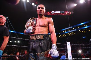 Chris Eubank Jr - Junior and Junior.
