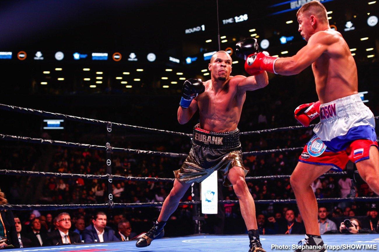 Chris Eubank Jr, Mike Tyson, Roy Jones Jr. - Boxing News