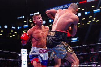 Chris Eubank, Dennis Hogan, Jermall Charlo, Matt Korobov - Boxing News