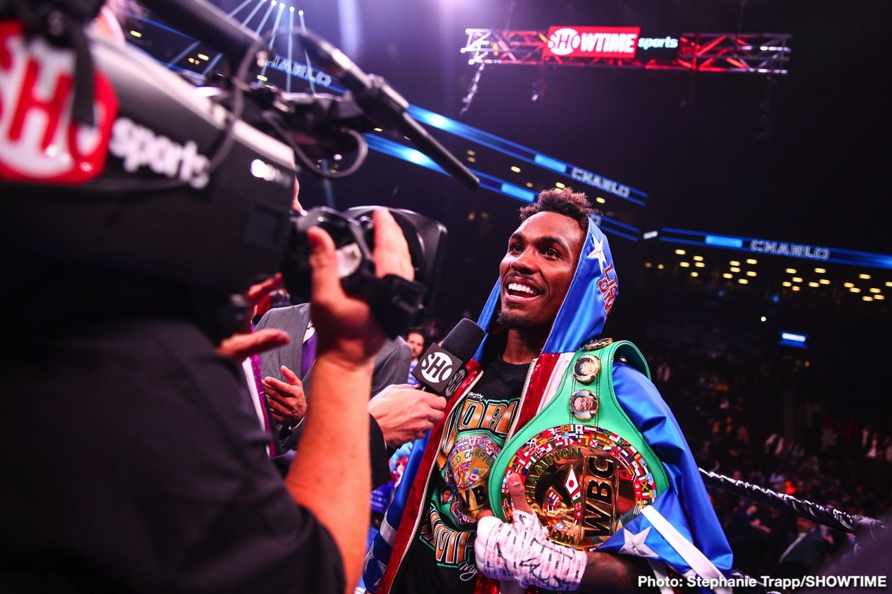 Angelo Leo, David Benavidez, Jermall Charlo, Jermell Charlo, Stephen Fulton - SHOWTIME Sports® and Premier Boxing Champions unveiled a nine-event television lineup for the remainder of 2020 in a virtual press conference today. The schedule is the largest collection of world championship boxing announced since the COVID-19 pandemic forced a stoppage of the sport.