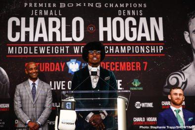 Chris Eubank Dennis Hogan Jermall Charlo Marlon Tapales Matt Korobov Ryosuke Iwasa Boxing News