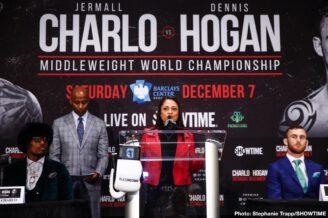 Chris Eubank, Dennis Hogan, Jermall Charlo, Marlon Tapales, Matt Korobov, Ryosuke Iwasa - Boxing News