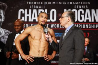 Chris Eubank Jr, Dennis Hogan, Jermall Charlo, Matt Korobov - Boxing News