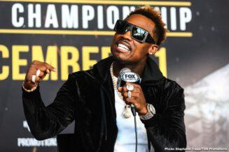 Efe Ajagba, Jermell Charlo, Karlos Balderas, Tony Harrison - Boxing News