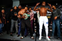 Jermell Charlo, Tony Harrison - Live on free-to-air FOX, Tony Harrison and Jermell Charlo compete in a rematch from a year ago almost to the day. The trash talk between the two fighters has been a breath of fresh air to any boxing fan who really likes well-cooked beef. What could be different Tony this time around as the hunted and will Charlo show more patience as the hunter? Unfortunately, Guillermo Rigondeaux will not be on the card because of Visa issues with his opponent Jorge Solis.