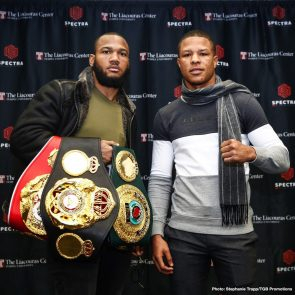 Jeison Rosario Julian Williams Boxing News