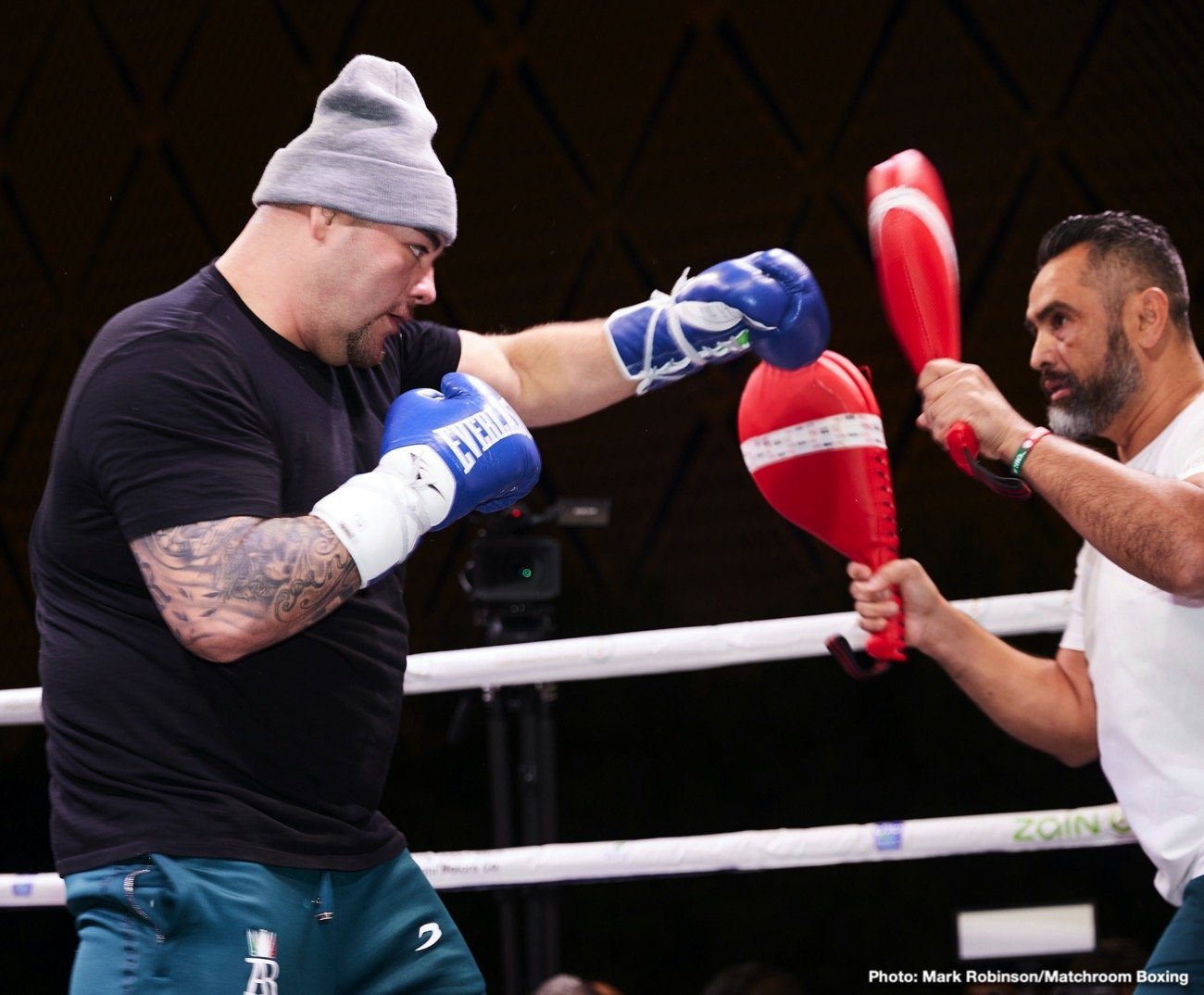 Andy Ruiz, Manuel Charr - It seems another fight option has opened up for former heavyweight champion Andy Ruiz. Manuel Charr, who holds a version of the WBA heavyweight title, and who has been inactive himself, has told Sky Sports how he hopes his manager and his promoter can get the fight with Ruiz made. Charr, 31-4(17) and inactive since his November 2017 win over Alexander Ustinov, says he is not interested in easy fights, that he wants Ruiz – in either the U.S, in Mexico or even in the U.K.
