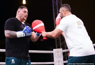 "Andy Ruiz - If only former heavyweight champ Andy Ruiz was as motivated, as prepared to put in the hard work ahead of last December's big Saudi Arabian rematch with Anthony Joshua. As fans know, a grossly overweight, out of shape, ""partied out"" Ruiz was in no shape to fight on December 7, losing a wide, thoroughly disappointing decision to the man he had sensationally stopped six months earlier."