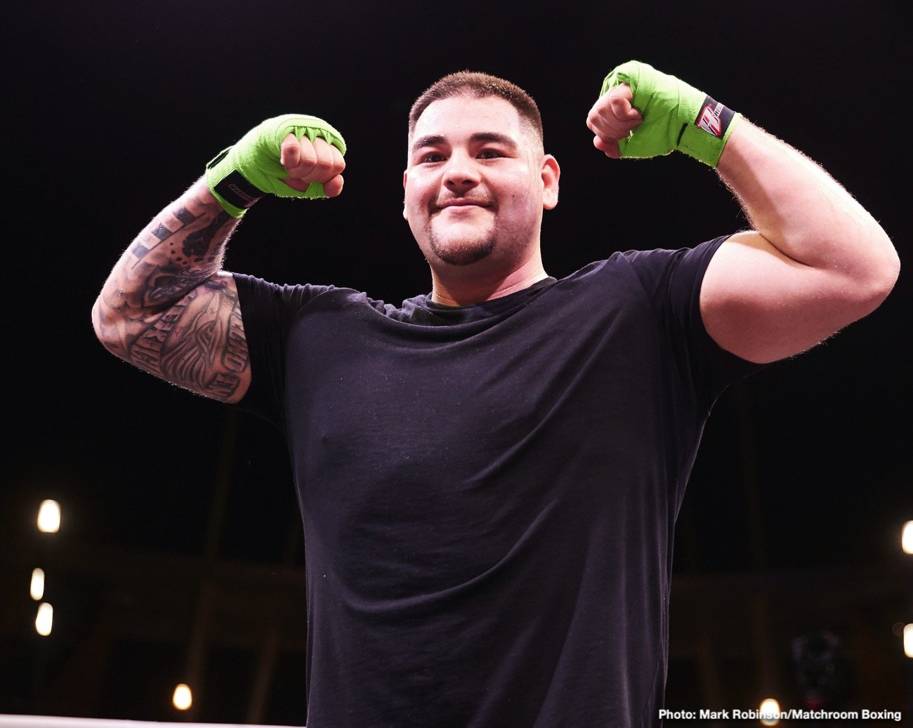 Andy Ruiz - THE STORY OF THE UNDERDOG FIGHTER WHO MADE HISTORY BY BEATING ANTHONY JOSHUA TO BECOME THE FIRST MEXICAN HEAVYWEIGHT WORLD CHAMPION