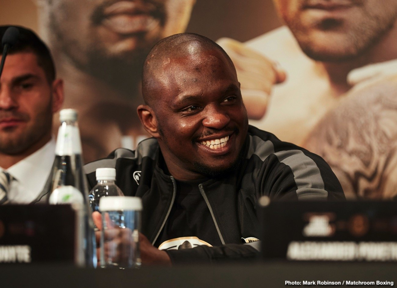Bob Arum - The WBC could make Dillian Whyte their next email champion if he continues to pursue fighting WBC heavyweight champion Tyson Fury this year, according to Bob Arum.