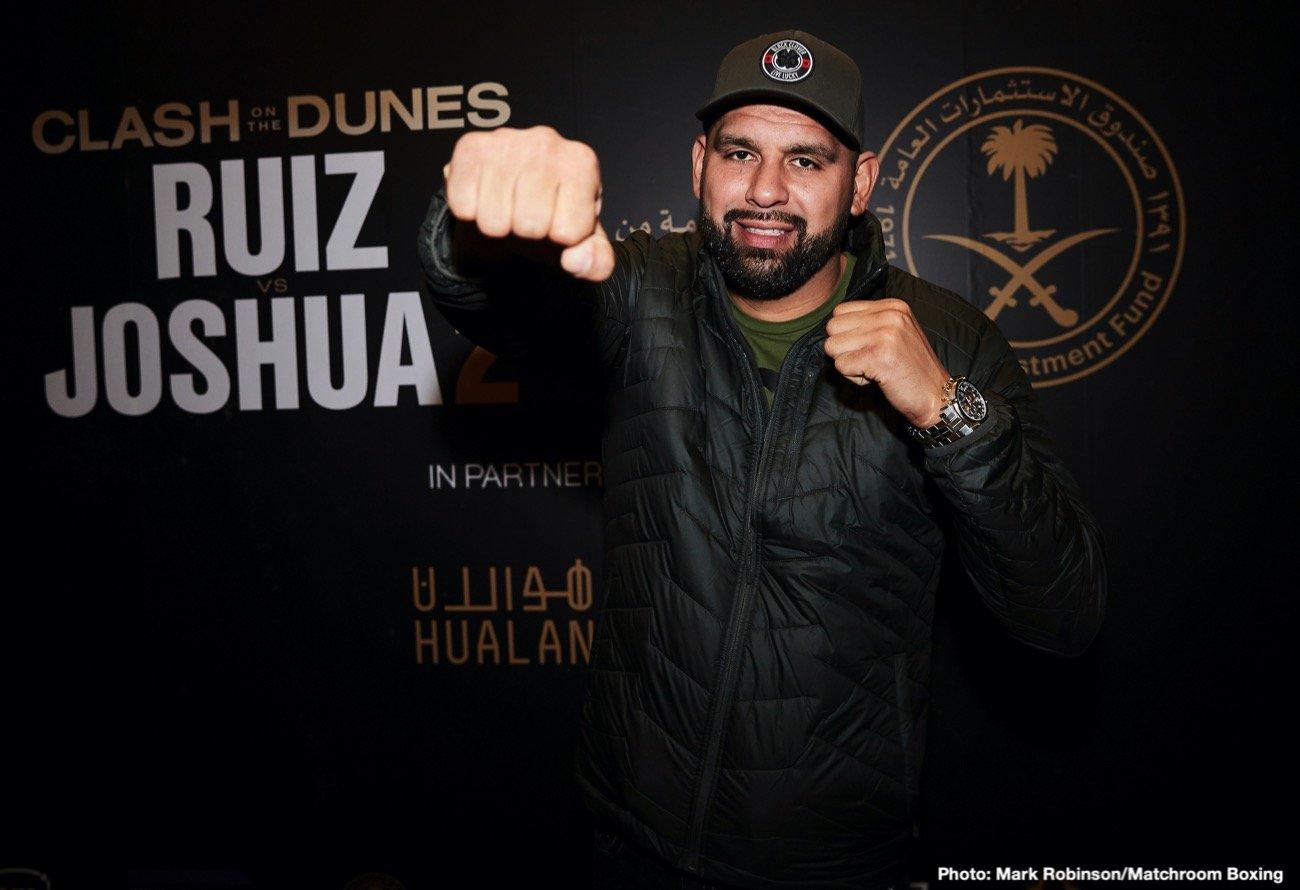 Eric Molina - Boxing Interviews