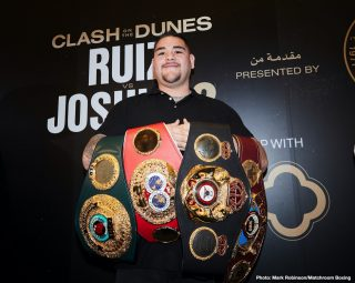 Andy Ruiz Jr to fight Chris Arreola next in spring