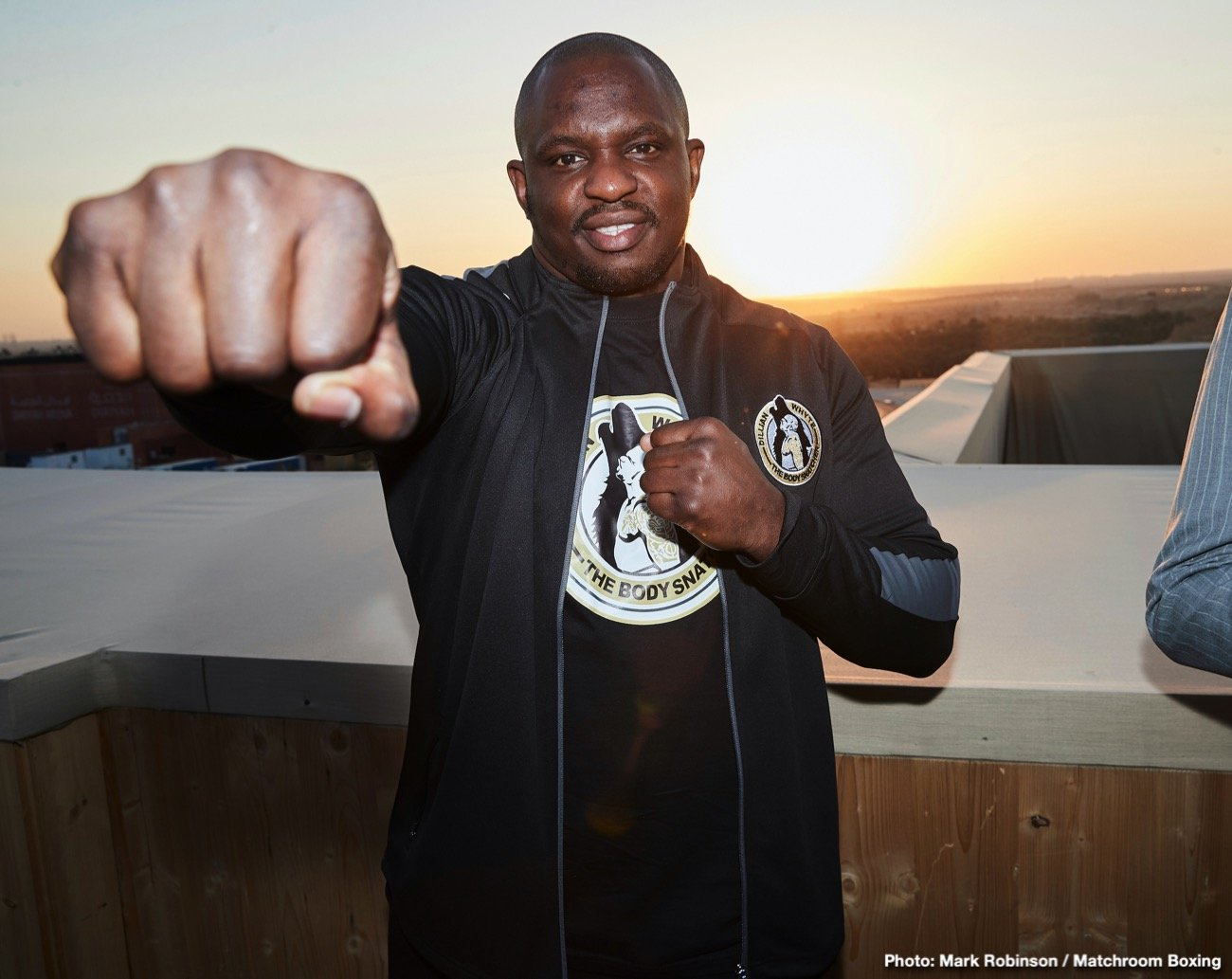 "Dillian Whyte - Like many of us, Dillian Whyte tuned into UFC 249 this past Saturday night, the highly ranked British heavyweight contender no doubt as excited as the rest of us to see some live combat sporting action during these strange, strange times. And though Whyte has expressed serious interest in having an MMA fight before now, ""The Body Snatcher"" is perhaps even more pumped up at the idea of facing Francis Ngannou."