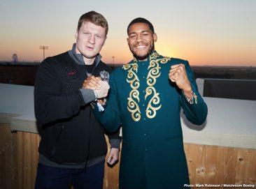 Alexander Povetkin Dillian Whyte Eric Molina Filip Hrgovic Mariusz Wach Michael Hunter Boxing News