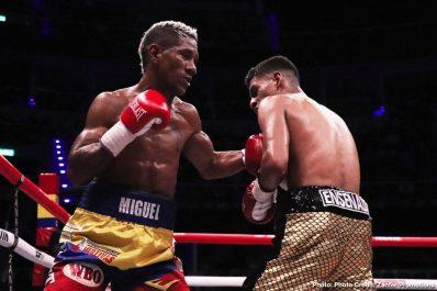 Emanuel Navarrete Francisco Horta Jerwin Ancajas Miguel Gonzalez Boxing News Boxing Results