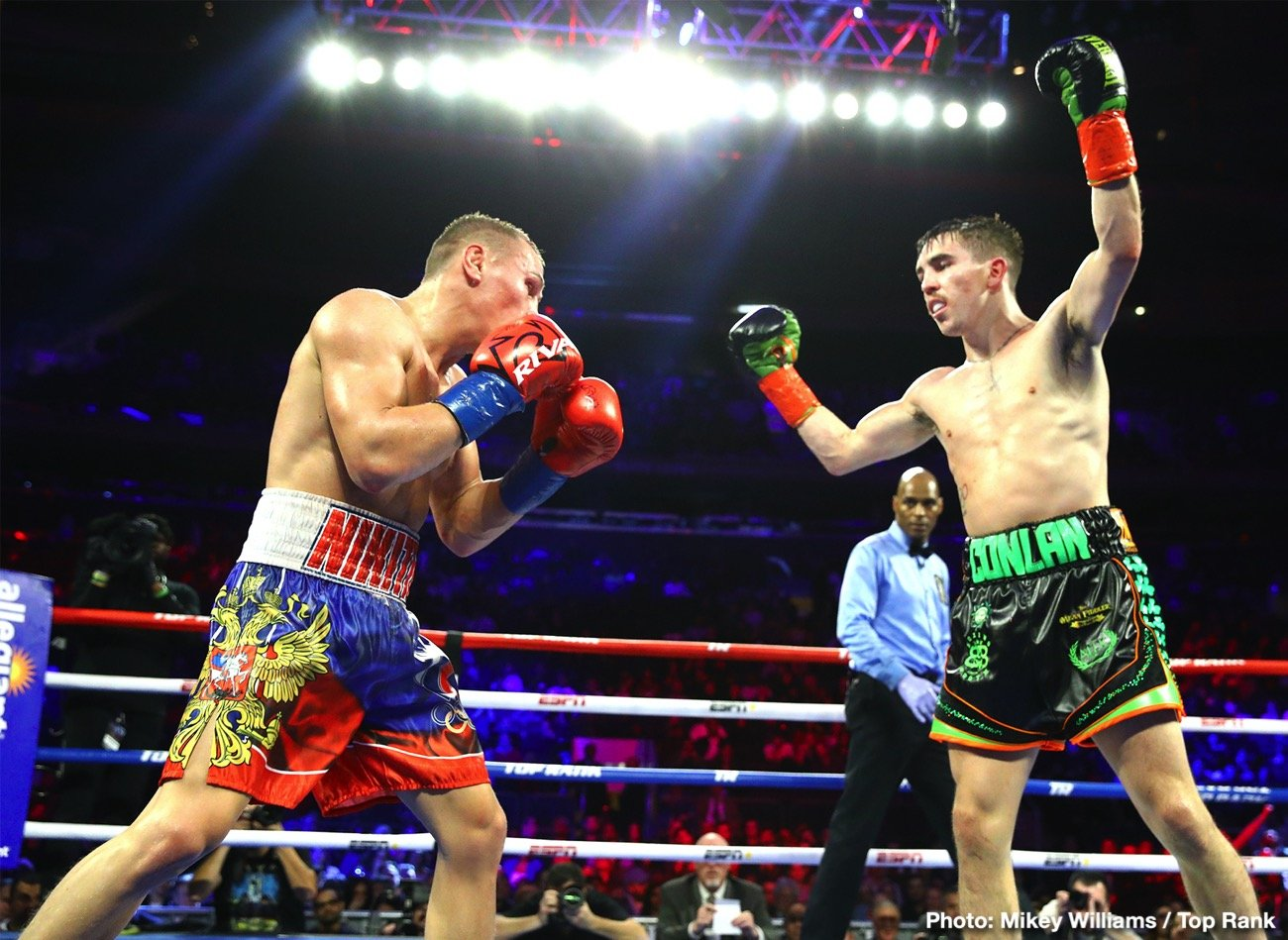 Emanuel Navarrete, Shakur Stevenson - Shakur Stevenson has given up his WBO featherweight strap, and Emanuel Navarrete will be moving up to 126 to fight for the vacant belt. Navarrete (31-0, 27 KOs) has already vacated his WBO 122-lb title so that he could move up to featherweight.
