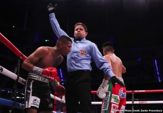 "Miguel Gonzalez - One year ago, WBO junior featherweight world champion Emanuel ""Vaquero"" Navarrete was a relatively unknown title challenger. He is now one of the world's premier fighters and boxing's most active world champion."