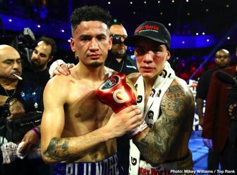 Adam Lopez, Carl Frampton, Óscar Valdez, Tyler Mccreary - Boxing News
