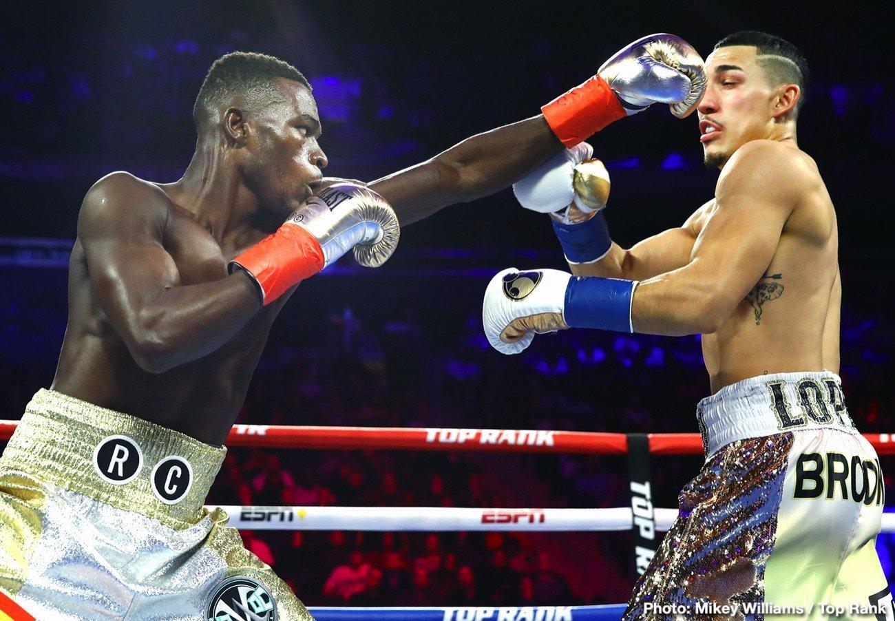 "Devin Haney, Joseph ""JoJo"" Diaz, Richard Commey - Boxing News"