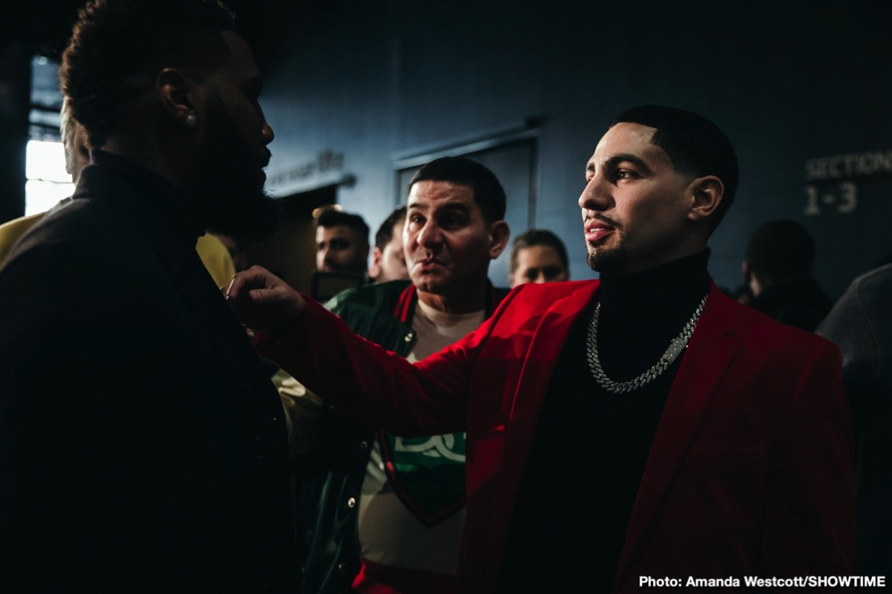 """Francisco Santana - Two-division world champion Danny """"Swift"""" Garcia is eager for another crack at returning to the championship ranks, but knows that he can't look past the hard-hitting Ivan """"El Terrible"""" Redkach when they face off in a WBC Welterweight Title Eliminator Saturday, January 25 live on SHOWTIME from Barclays Center, the home of BROOKLYN BOXING™, in a Premier Boxing Champions event."""