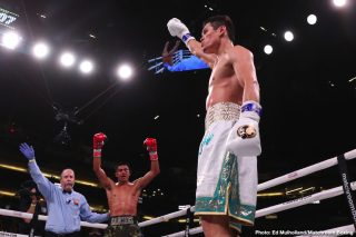 Daniyar Yeleussinov - Filip Hrgović will take on Jerry Forrest and Daniyar Yeleussinov will meet Julius Indongo in big step-up bouts for the talented pair on Friday, April 17 at the MGM National Harbor in Oxon Hill, Maryland, live on DAZN.