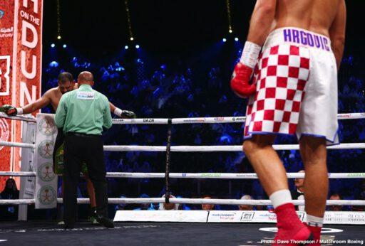 Eric Molina, Filip Hrgovic - Boxing News