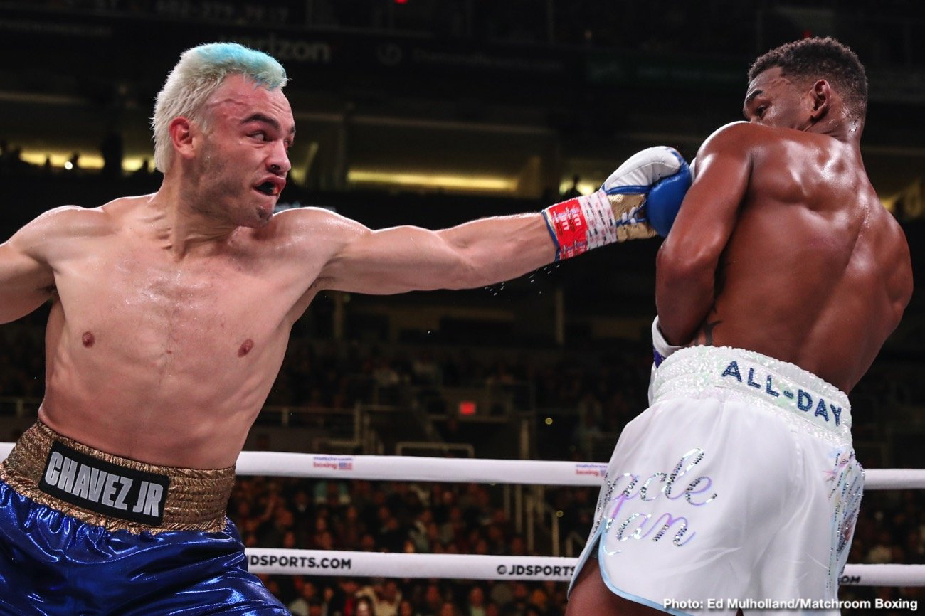 Gennadiy Golovkin, Julio Cesar Chavez Jr. - Boxing News