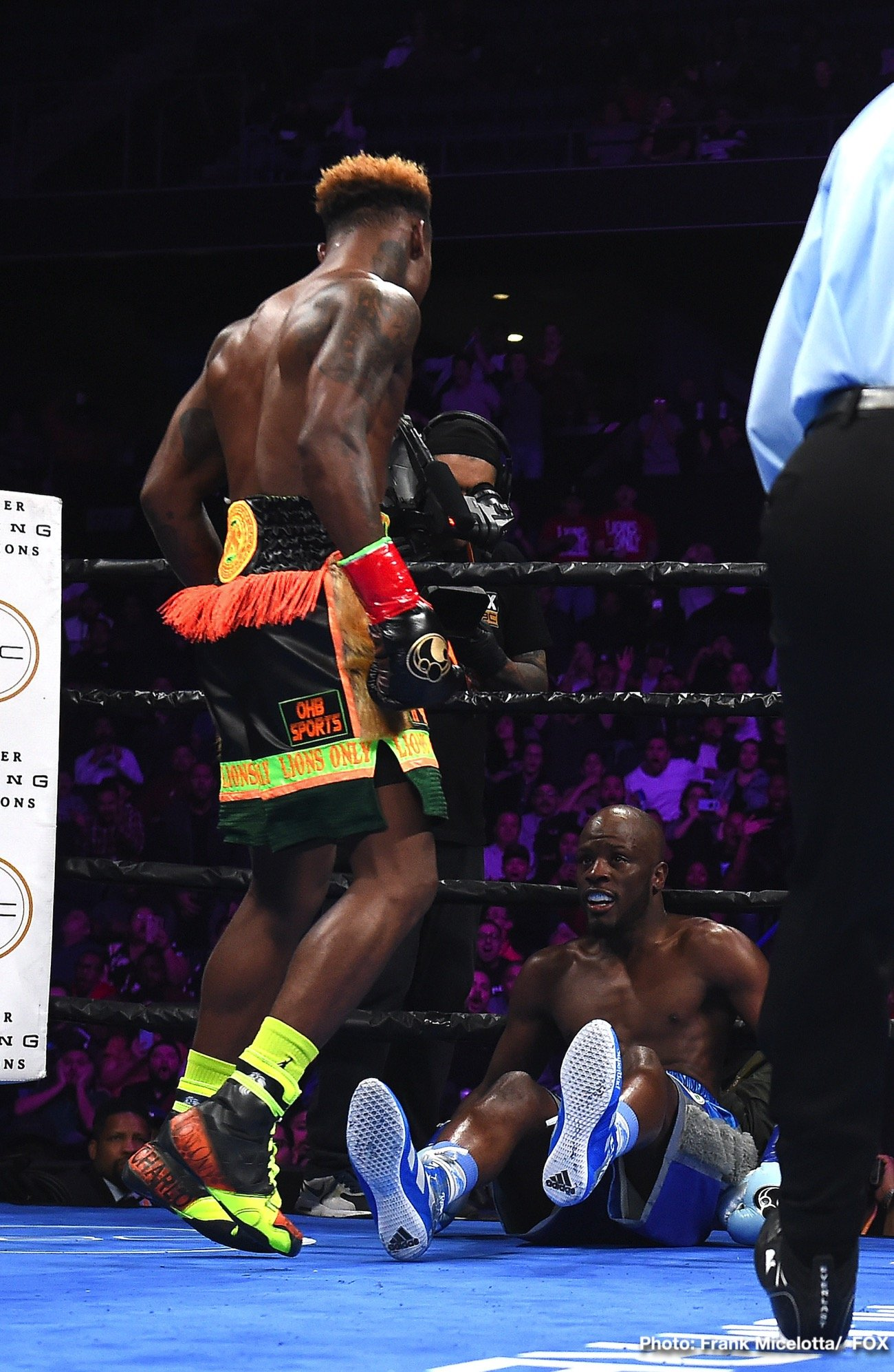 Tony Harrison - The purpose of this article is to dive into the one-year mark of the FOX Sports deal with Al Haymon's Premier Boxing Champions outfit. Technically, we're over a year into the deal, which officially started back in December 2018 featuring the Charlo brothers.