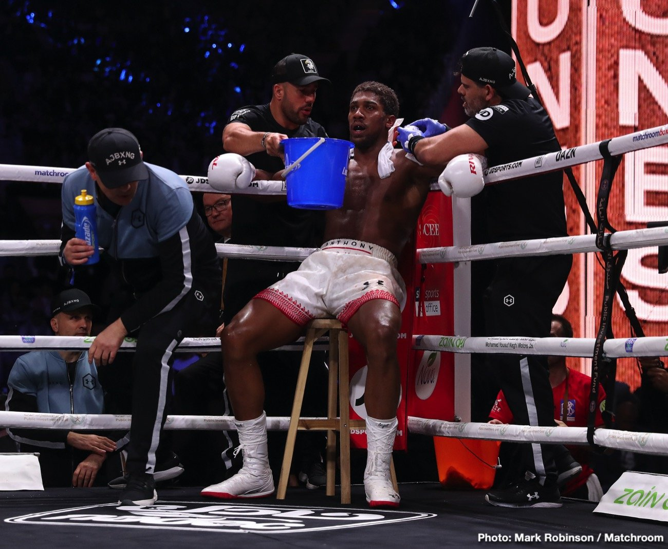 Anthony Joshua Boxing News Top Stories Boxing