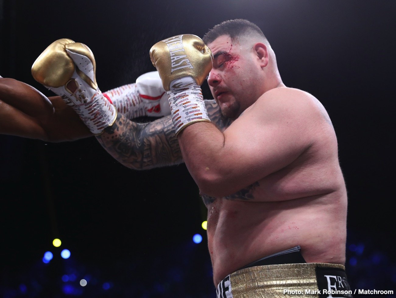 "Andy Ruiz - A good number of people (heavyweight legend George Foreman included) felt Andy Ruiz had blown it as soon he stood on the scale on Friday. Coming in at a massive 283 pounds, Ruiz confirmed to these people how he had been enjoying himself far too much ever since shocking Anthony Joshua to rip the world heavyweight belts in June. Now, having been so clinically outboxed and frustrated, Ruiz has stated how he ""didn't prepare like I should have."""